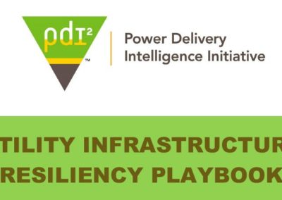PDi2 Publishes Utility Resiliency Playbook