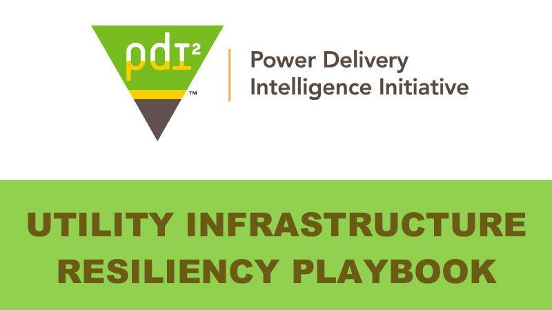 PDi2 Utility Resiliency Playbook