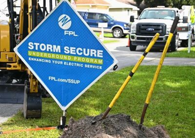 Selective Undergrounding in the Sunshine State (Video)
